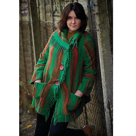 Jenniffer Taylor, Blanket Coat